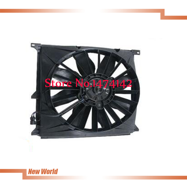 Free shipping good quality  for BMW e36 z3 1.9L 318ti 318is 318i  64508372039 Cooling Fan Assembly with Shroud TYC