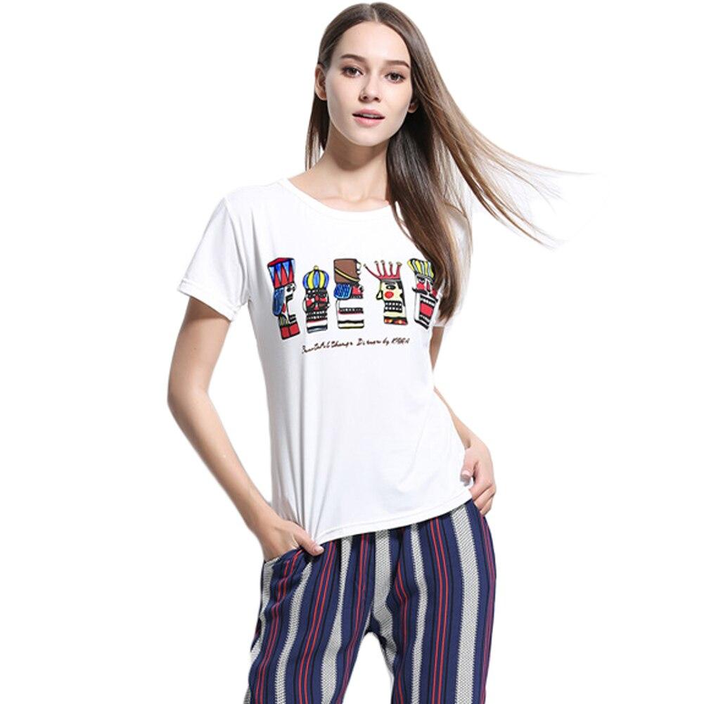 K pop women summer t shirt round neck short sleeve t shirt for Cute summer t shirts