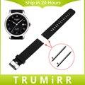 18 мм 20 мм 22 мм Силиконовой Резины Ремешок для Часов Tissot T035 КНР 200 T055 T097 Смотреть Band Quick Release Pin Ремень Браслет 6 Цветов