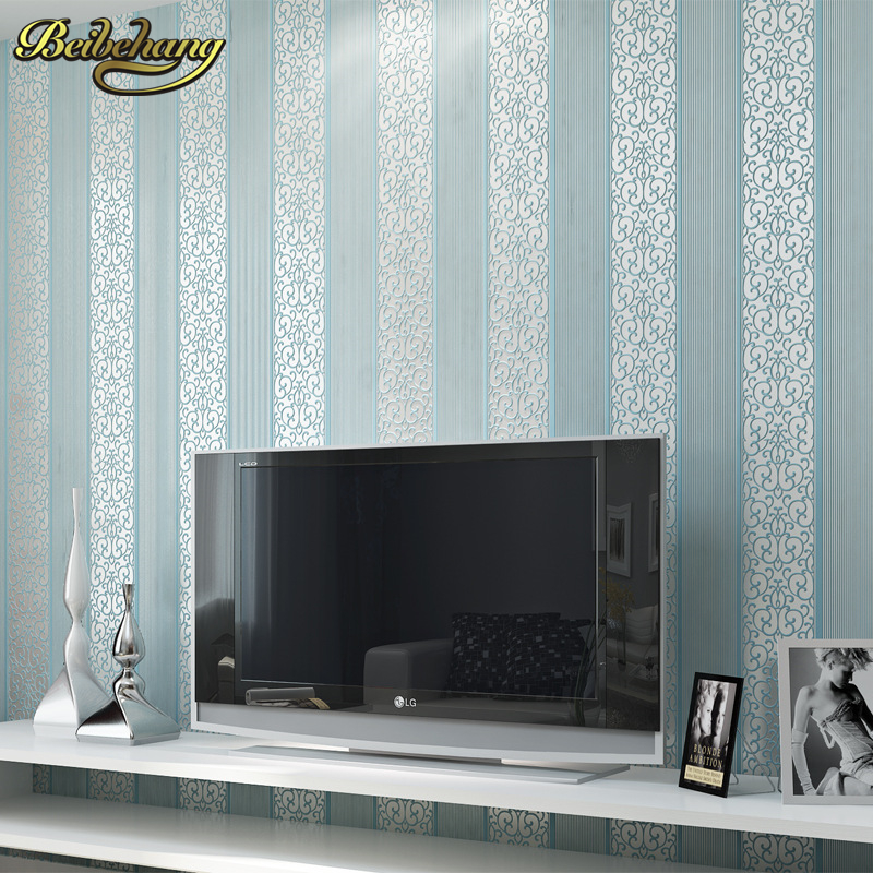 beibehang living room bedroom sofa tv backgroumd of wall paper roll papel de parede listrado papel de parede  3D Wallpaper Roll beibehang 3d wallpaper 3d european living room wallpaper bedroom sofa tv backgroumd of wall paper roll papel de parede listrado