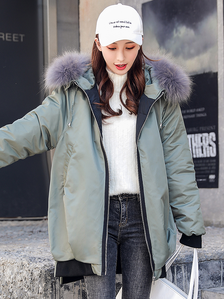 New-Autumn-and-Winter-Fashion-Real-Fur-Collar-Lace-Embroidery-Woolen-Coat-Slim-Outwear-Ultra-Long