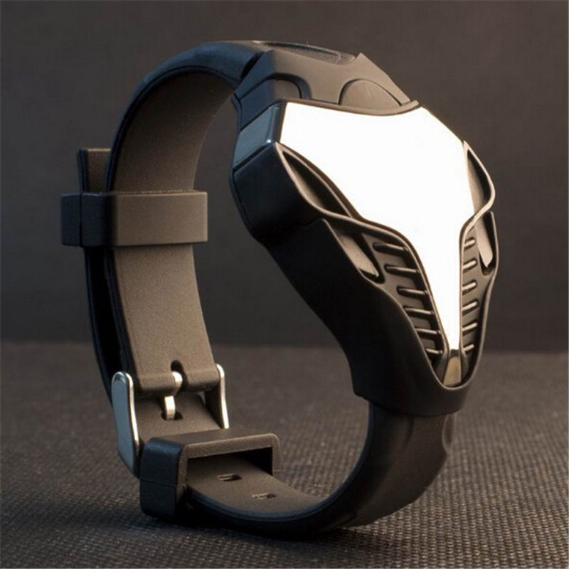 Luxe merk LED militaire horloge Datumweergave Snakehead vorm Sport - Herenhorloges - Foto 4