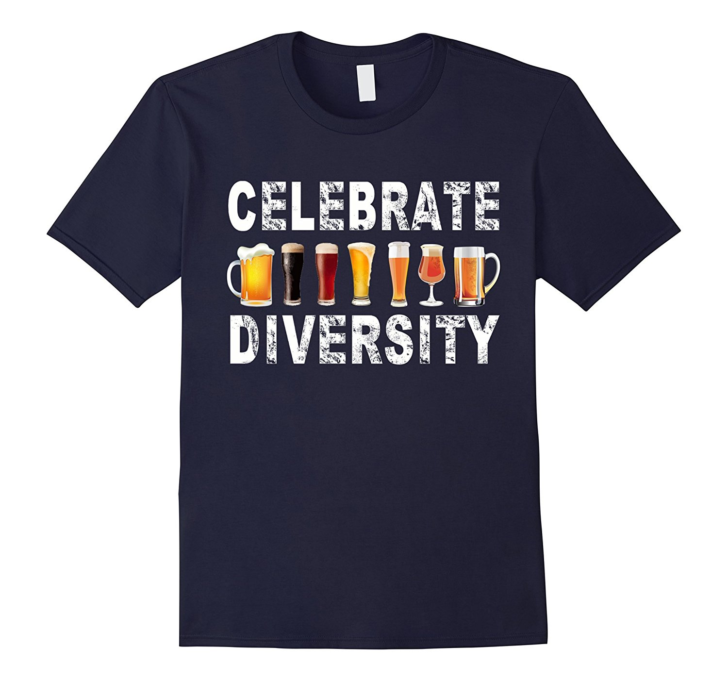 Celebrate Diversity Beer shirts