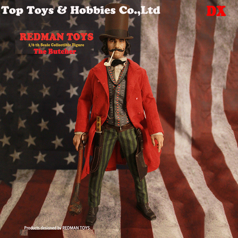 For collection RM023 The Butcher 1/6 Scale Full Sets Male Action Figure Collectible Action Figure Doll Toys Gift