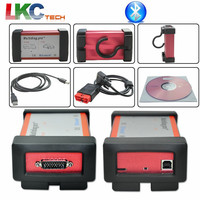 Multidiag Pro Car Diagnostic Tool Software 2016.00 Bluetooth Multi Diag Green PCB TCS CDP Auto Scanner For Car Truck