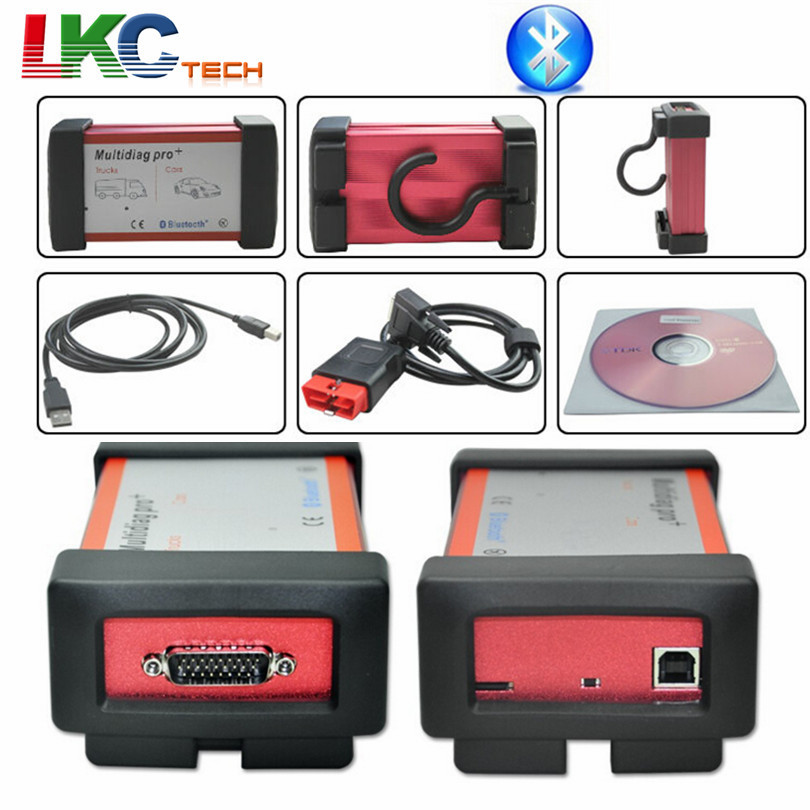 Newest TCS CDP Two-Board Multidiag Pro Bluetooth Newest 2016.00 New Release Multidiag Pro + Auto Diagnotic Scan Tools