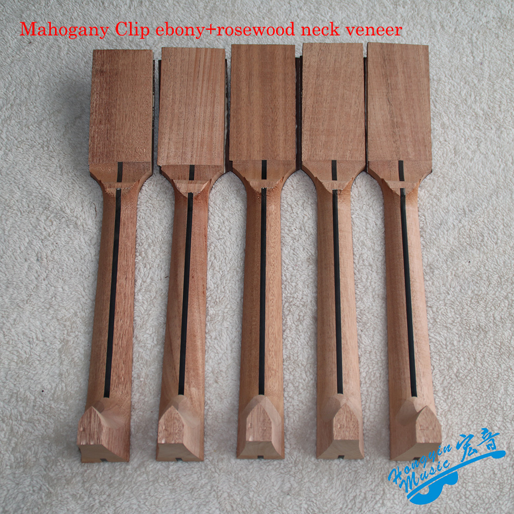 DIY Folk Acoustic Guitar Neck Head Handle Semi-Finished Products African Mahogany 650 Chord Length Dovetail Rosewood Head Veneer lp style electric guitar diy kit set 3a grade african pearl veneer african mahogany okoume body neck rosewood fingerboard