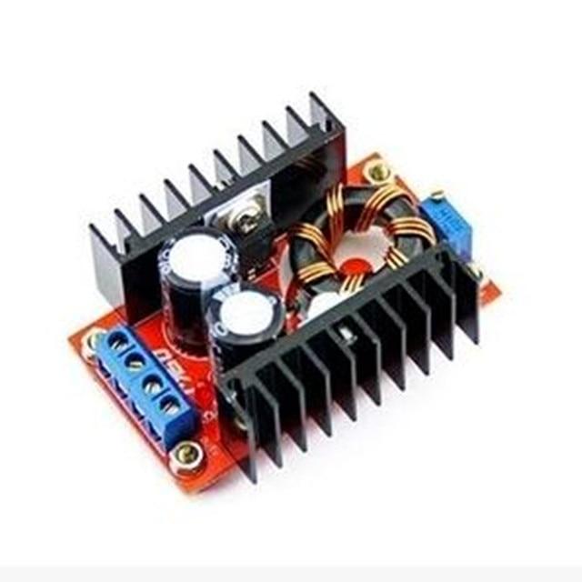 1 stücke 150 Watt Boost-wandler DC-DC 10-32 V zu 12-35 V Step Up Voltage Ladegerät modul