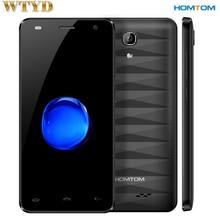 HOMTOM HT26 RAM 1GB+ROM 8GB 4.5 inch Android 7.0 MTK6737 Quad Core up to 1.3GHz Network 4G Dual SIM OTG OTA FM Smartphone