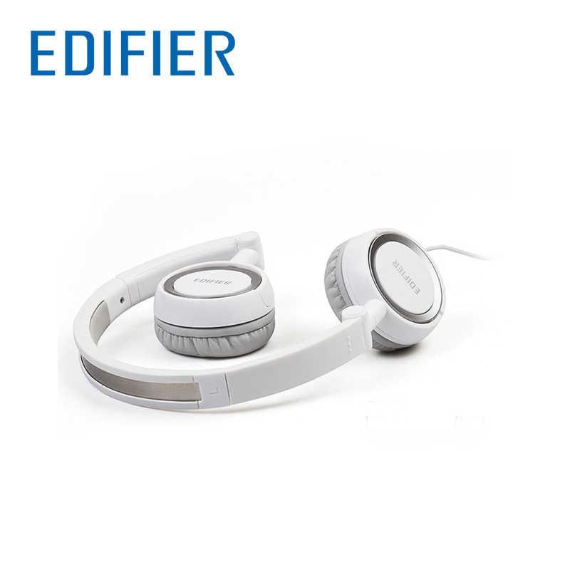 Edifier P650 HIFI Tai Nghe Thiết Kế Xếp Gọn Loại Bỏ Tiếng Ồn Tai Nghe 3.5mm có Mic Cuộc Gọi Rõ Ràng cho Điện Thoại Di Động MÁY TÍNH Máy Tính Bảng