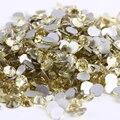 SS5 Junquillo color 1440 unids cristal de Hotfix del rhinestone no 1.7mm Nail Art Piedras flatback
