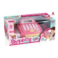 Simulation Supermarket Mini Cash Register Toy Checkout Count