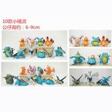 120sets 10pcs/set  Pokemon action figures
