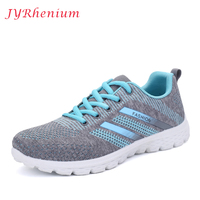 JYRhenium Sneakers Shoes Men Running Shoes Lovers Outdoor Men Sneakers Sports Shoes Breathable Trainers Jogging