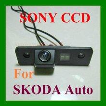 car camera!!! CCD SONY Special Car Rear View Reverse backup Camera for SKODA FABIA ROOMSTER OCTAVIA TOUR