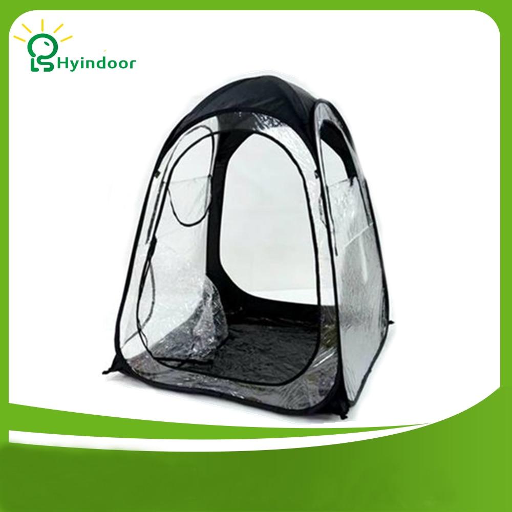 150*150*160 cm Winddicht Fisch Zelte PVC Transparent Sonnenschein ...