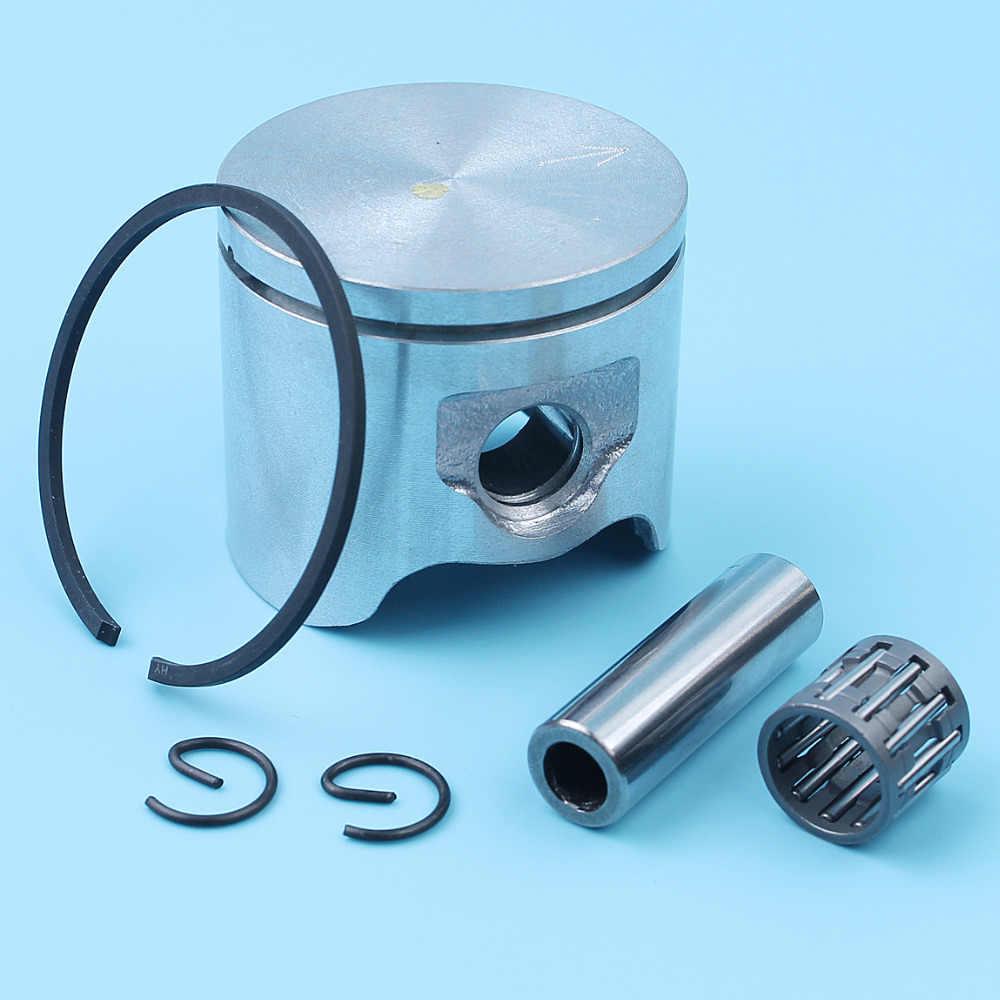 42 мм поршневое кольцо 10 мм штыревое кольцо игольчатый подшипник комплект для Husqvarna 340 345 346 XP E EPA бензопила #503907371, 503 90 73-71