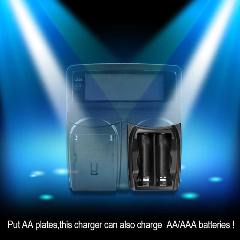 Udoli NP-FC11 NP FC11 NP FC11 double chargeur de batterie adaptateur de voiture pour SONY DSC-P2 P3 P5 P7 P8 P9 P10 V1 F77 FX77 AA/AAA batterie