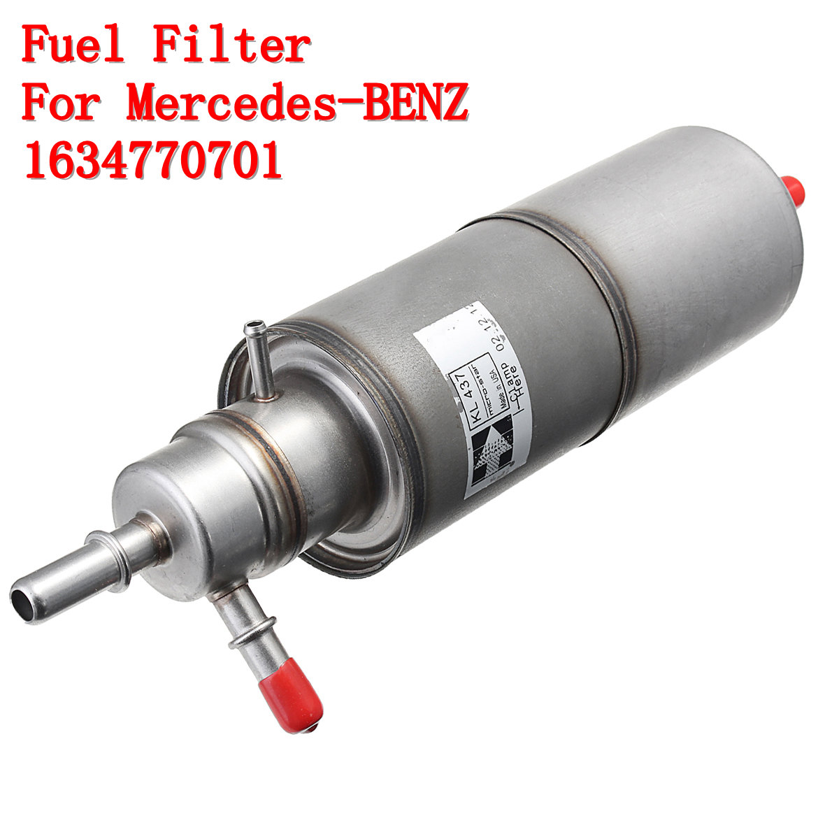 Car Oil Fuel Filter Pressure Regulator For Mercedes Benz Ml55 04 14 0l Frieghtliner Amg Ml320 Ml430 1634770701 In Filters From Automobiles Motorcycles On
