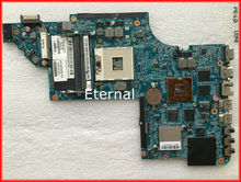 665341-001 for HP pavilion DV6 Laptop Motherboard HM65 Radeon HD6770 1GB DDR3 100% tested working
