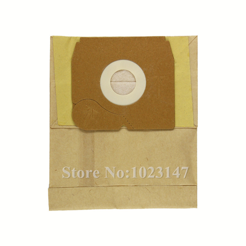 10 pieces/lot Vacuum Cleaner Filter Bags Paper Dust Bag for Electrolux Z1550 Z1560 Z1570 etc. цены