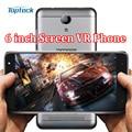 "На складе Doogee X7 Pro 6.0 ""HD 4G VR смартфон Android 6.0 MTK6737 Quad Core 2GB сотового телефона + 16GB 8MP 3700mAh OTG Мобильный телефон"