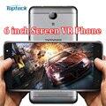 "En stock doogee x7 pro 6.0 ""HD 4G VR MTK6737 Smartphone Android 6.0 Quad Core Móvil 2 GB + 16 GB 8MP 3700 mAh OTG Teléfono móvil"