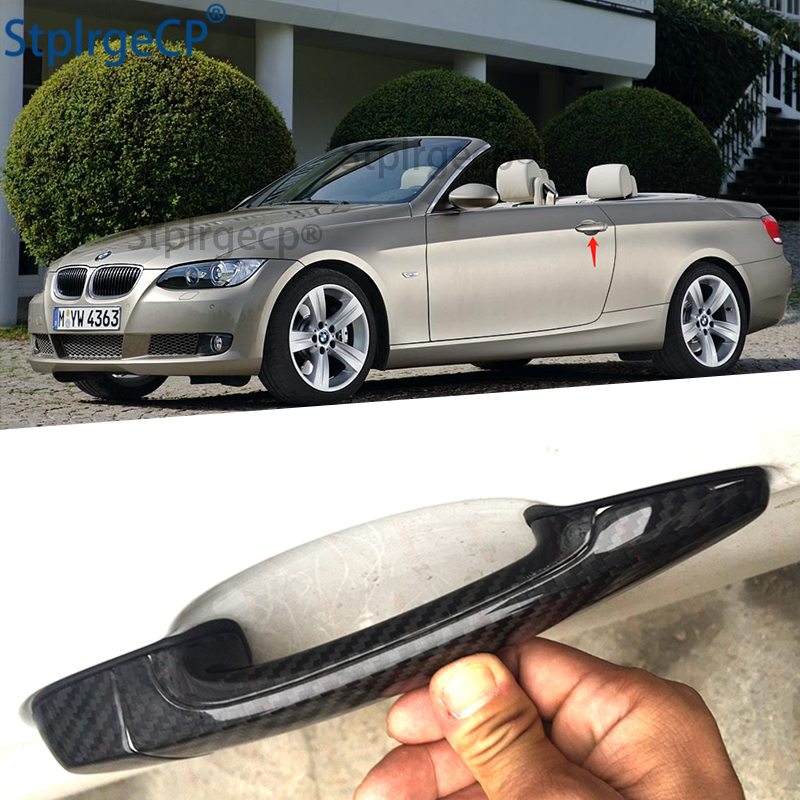 BMW E90 E91 2006 E92 E93 2007 Black Individual Steering Wheel Trim OEM NEW