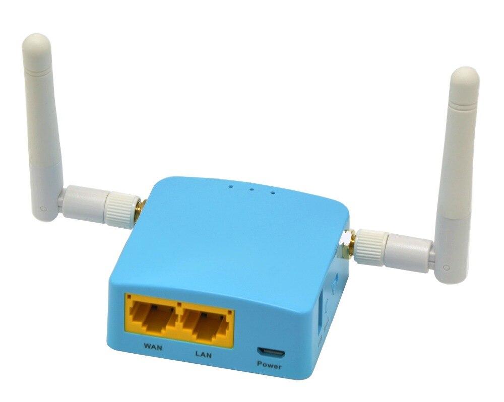 MT7620A 802.11n 300 150mbps のワイヤレスミニ無線 Lan ルータの Usb Openwrt のルータ外部アンテナ 128 メガバイト RAM/16 メガバイト ROM 品種 Padavan DDWRT FW  グループ上の パソコン & オフィス からの 無線ルータ の中 1
