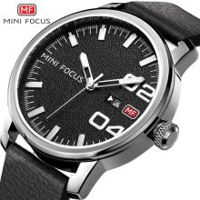 Masculino MINI Clock Watch