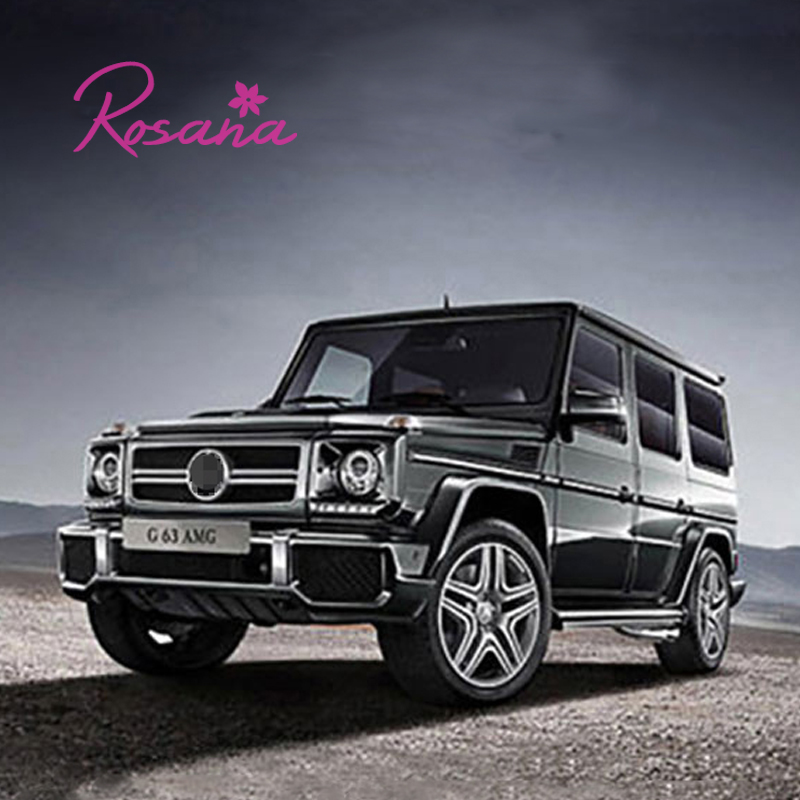1:32 Classic Mercedes-Benz G65 Car Model Alloy Diecasts Auto
