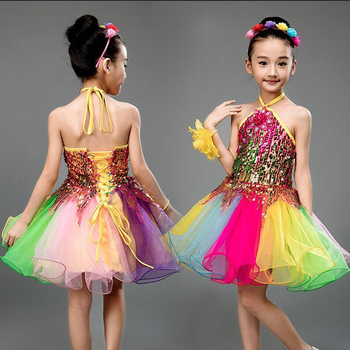 Girls Sequins Hip Hop dance dress Clothing Kids Jazz Cheerleader Dance wear Costumes  Ballroom Dancing Clothes Outfits boys modern jazz dancewear outfits kids hip hop party ballroom dance costumes sweatpants hoodie costumes tracksuit outfits
