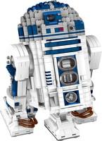 Compatible Legoe 2127pcs STAR WARS R2 D2 Robot Classic Figure Model Building Blocks Bricks Toys For