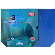 Dhs Hurricane 3 Neo Provinciale (Blauwe Spons) tafeltennis Rubber Pips In Ping Pongwith Spons Tenis De Mesa