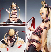 Sexy Adult Action Figures anime Native nocchi Princess Stella King female little devil figure doll model 18cm Action Models