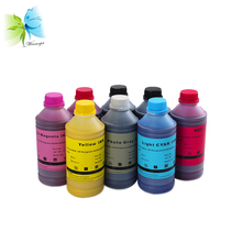 все цены на Winnerjet 1000ML per bottle WINNERJET 8 colors dye ink for Hp Designjet Z6200 Z6600 Z6800 printer replacement high quality ink онлайн