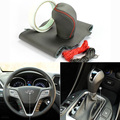 Top Cowhide Sew-on Genuine Leather Steering Wheel Cover For Hyundai New Santa Fe