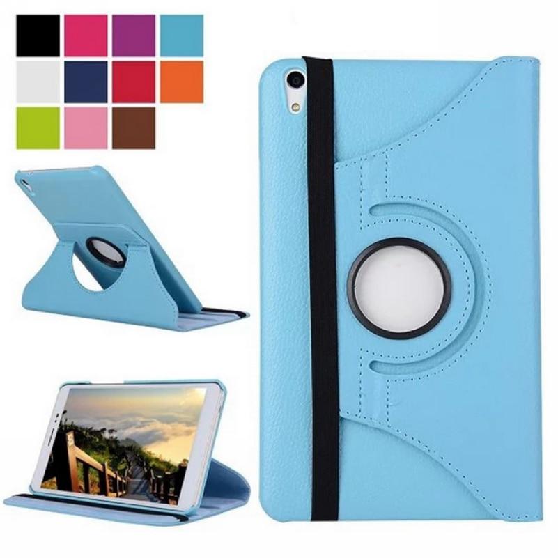 Для Huawei MediaPad T2 8.0 Pro jdn-al00/W09 Honor 2 8.0 дюйма Планшеты Флип PU кожа 360 градусов вращающийся чехол