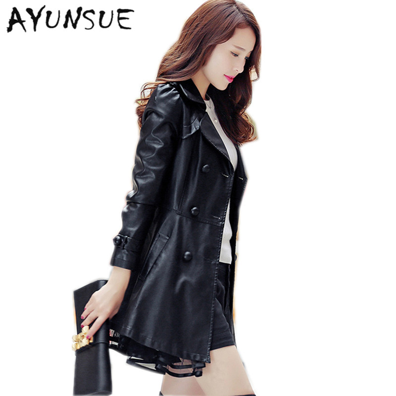 Popular Leather Skirt Jacket-Buy Cheap Leather Skirt Jacket lots ...
