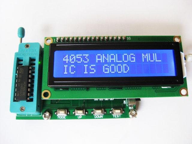 Entegre devre test aleti IC testerEntegre devre test aleti IC tester