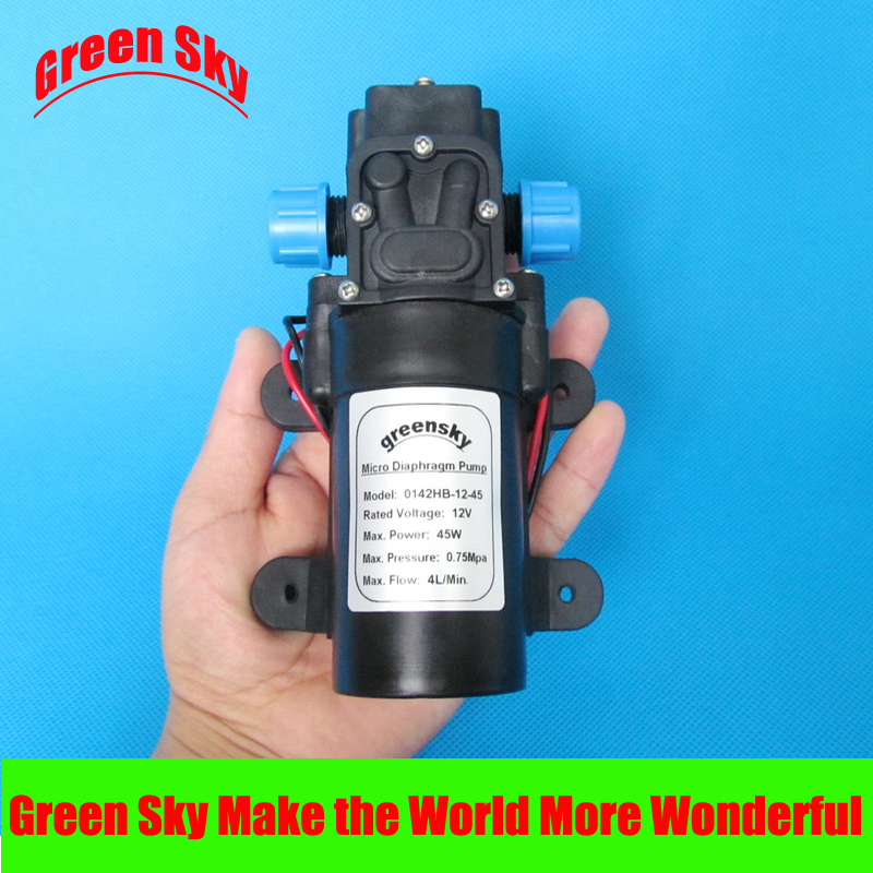 HIGH QUALITY 12V DC 45W misting systems water pump