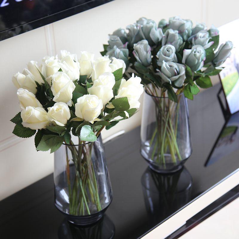 1 Τεμάχιο τεχνητό λουλούδι μεταξωτό - Προϊόντα για τις διακοπές και τα κόμματα - Φωτογραφία 3