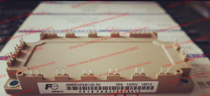 Free Shipping New 6MBR35SB120 50 module