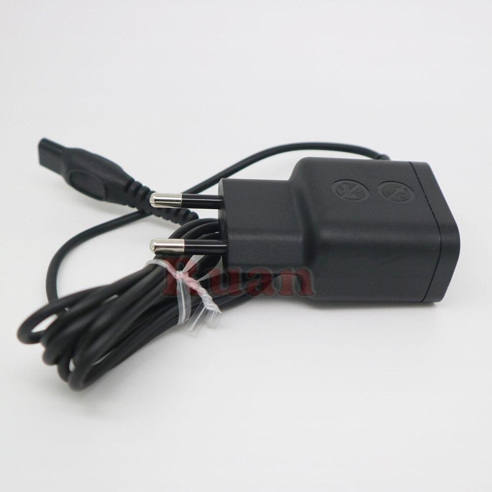 HQ8505 Caricatore della Spina di UE per PHILIPS Norelco RQ1085 RQ1095 RQ1150 RQ1160 RQ1180 RQ1250 RQ1260 RQ1280 RQ1290 HS8020 HQ8420 HS8060