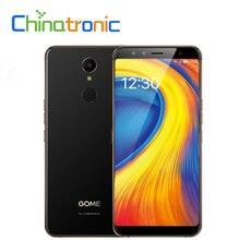 Orijinal Gome U7 4 GB RAM 64 GB ROM 4G FDD LTE Cep Telefonu Helio P25 Octa çekirdekli Çift SIM 5.99 inç FDH Iris Tanıma 13 + 13 ...