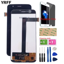 Phone LCD Display For Vernee Thor LCD Display Touch Screen Digitizer Phone Parts For Vernee Thor Screen LCD Tools Protector 100% original vernee thor e battery high quality 5020mah 3 85v li ion battery replacement for vernee thor e mtk6753 smartphone
