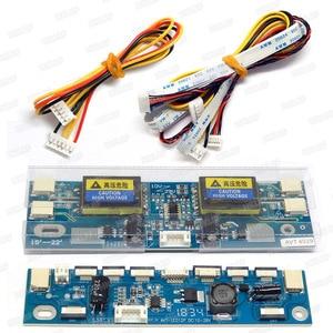 Image 4 - T V18 LED LCD מסך בודק זיהוי כלי עבור טלוויזיה מחשב נייד מחשב תיקון תמיכה 7 84 סנטימטרים + V29V56V59 LCD טלוויזיה בקר