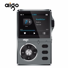 Aigo 108 Zinc Alloy HiFi High Quality Sound Lossless Music 2 2 Inches 8GB MP3 Player