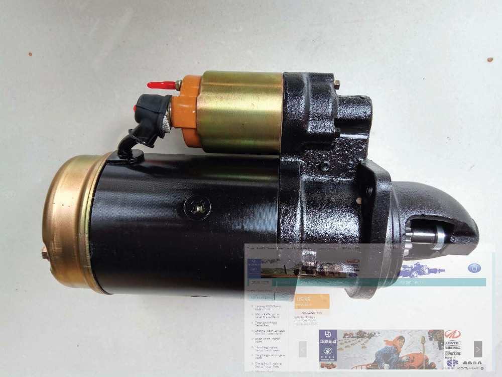 China YITUO engine parts,LR4108G8, the starter motorChina YITUO engine parts,LR4108G8, the starter motor