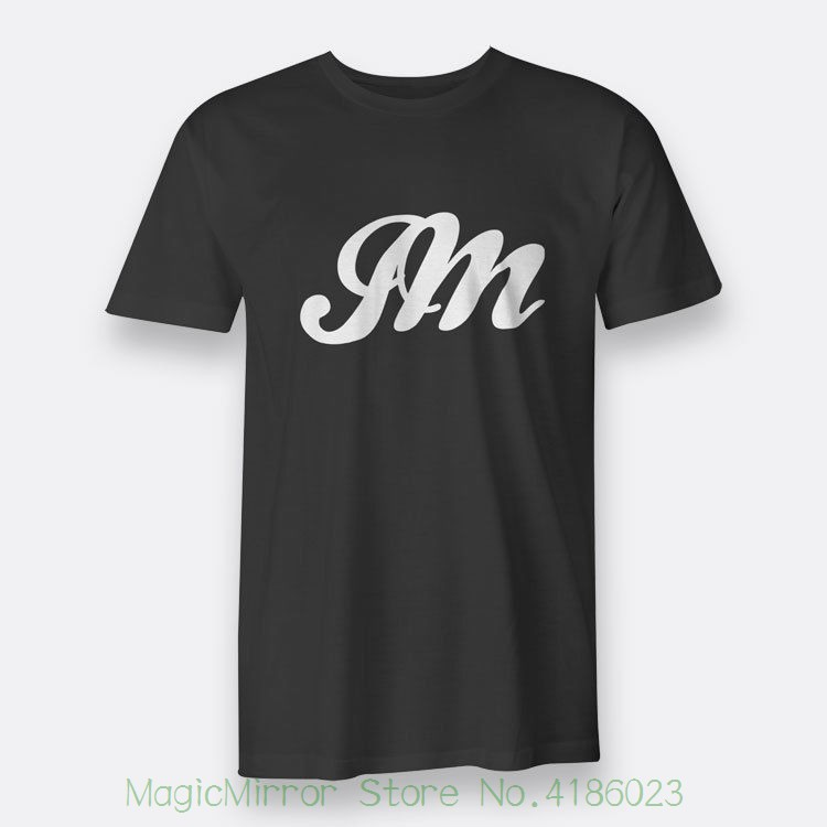 John Mayer Jm Sz S - 3xl Black Tee Mens T-shirt 2018 Short Sleeve Cotton T Shirts Man Clothing ...